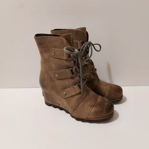 Sorel Joan of Arctic Wedge Ankle Boot